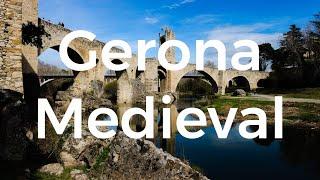 Gerona y pueblos medievales, España - Travel video 85