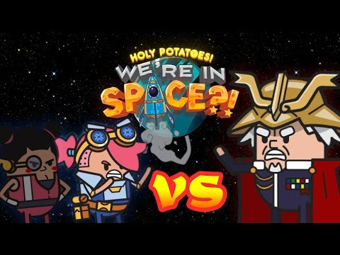 Holy Potatoes! We're in Space?! - Final Siege |