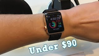 Top 10 Cheapest Chinese Smartwatches Under $90 You Can Buy in 2017 / 2018