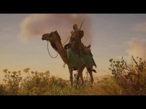 Assassin's Creed Origins Gameplay Demo - IGN Live: E3 2017