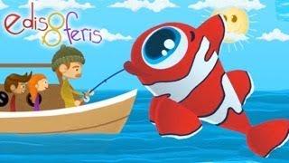 Kırmızı Balık Şarkısı ve Edis & Feris ile 30 Dakika Çocuk Şarkıları Dinle