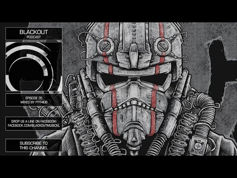 Blackout Podcast 35 - Mixed By Pythius HQ [Official Channel] Drum & Bass