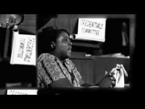 Fannie Lou Hamer's ....Sick and Tired of Being Sick and Tired