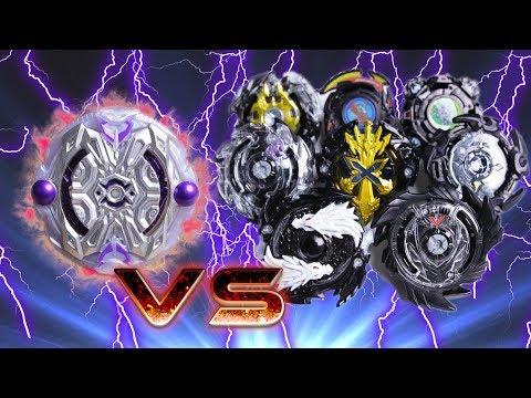 TEAM SHADOW vs SHADOW ORICHALCUM | Beyblade Burst Team Battle ベイブレードバースト