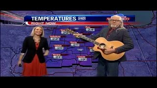 Heywood Banks Does the Weather With Lauren Rainson