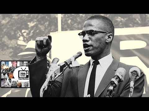 "Malcolm X's Legendary Speech: ""The Ballot or the Bullet"" (annotations and subtitles)"