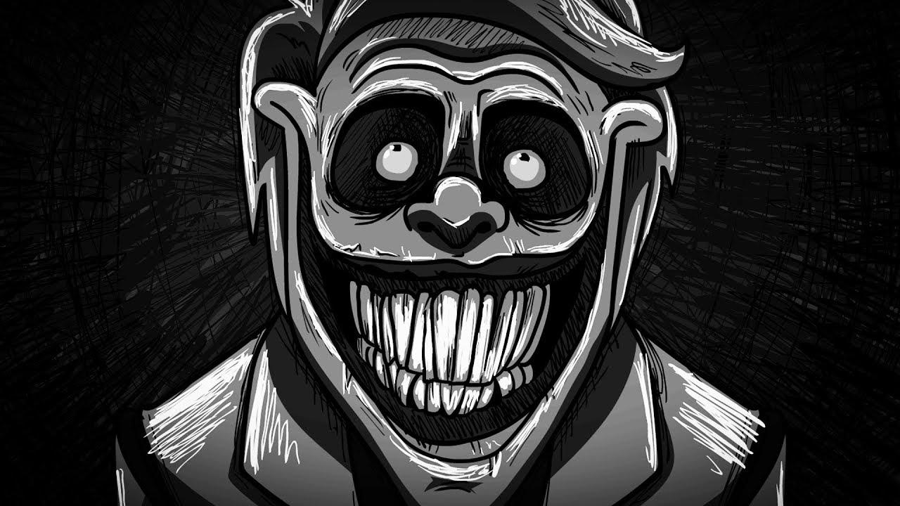 THE SMILING MAN – animowana CREEPYPASTA