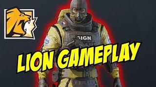 Unseen Lion Gameplay Rainbow Six Siege Loadout, gadgets, uniform headgear R6 Operation Chimera Finka