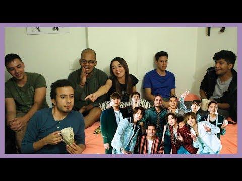 KPop + KReactEs    One More Time Super Junior Ft Reik MV    Video Reacción(Video Reaction)
