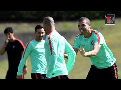 Pepe es la gran duda de Portugal para enfrentar a Gales