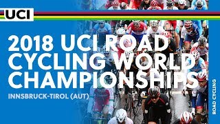 2018 UCI Road World Championships - Innsbruck-Tirol (AUT) / Men U23 Road Race