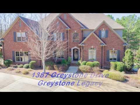 Moving To Birmingham, AL: 1387 Legacy Drive, Greystone