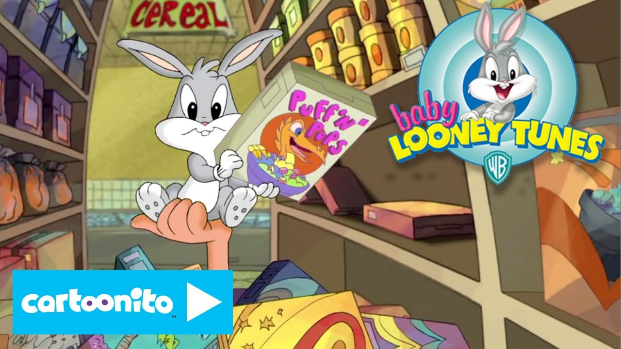 Baby Looney Tunes Puff N Pops Pile Up Cartoonito Youtube