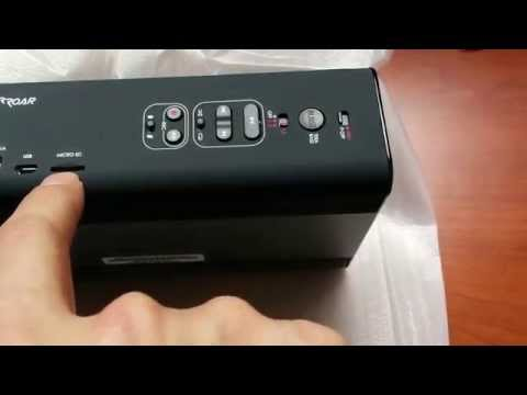 Creative Sound Blaster Roar Unboxing, Farsi