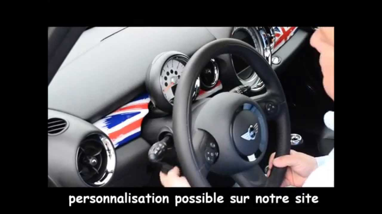 Tableau De Bord Clipsable Pour Mini Bmw Coupé Scc Europe Scc