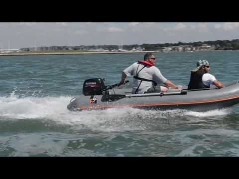 FRIB the Foldable RIB with Steve Bruce