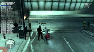"""Hogaty i Flothar czyli """"Niedzielne Granie"""" w Zagrajmy w GTA 4 Multiplayer # 9 """"Ah, lotnisko"""""""