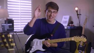 4 Licks in the Style of Clapton, Mayer, B.B. King, and SRV!