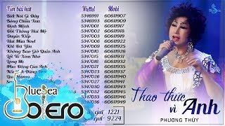 Download Album Thao thức vì anh - ca sĩ Phương Thủy Mp3