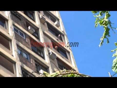 Grave incendio en un edificio neuquino dejó un muerto dos heridos graves