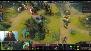 ПАПИЧ оценивает личный скилл игроков (Empire vs Team Secret)