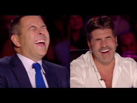 Top 10 FUNNIEST Auditions Britain's Got Talent 2016 (Try NOT