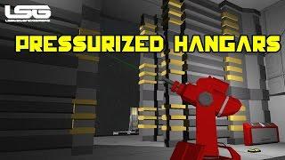 Space Engineers -  Pressurized Hangars (Update) thumbnail
