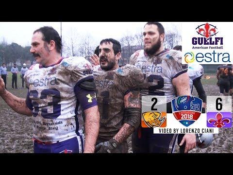 Rhinos Milano Vs Estra Guelfi Firenze 2018 Highlights