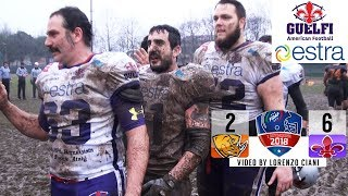 Rhinos Milano Vs Estra Guelfi Firenze 2018 Highlights