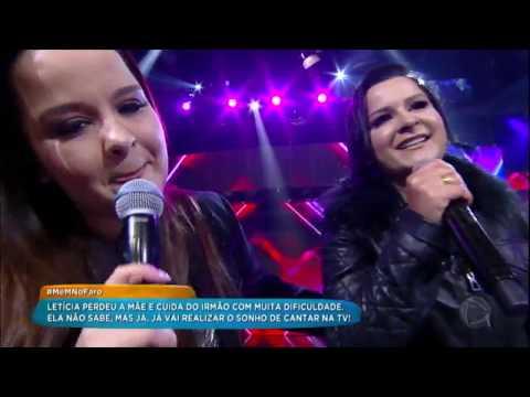 Maiara & Maraisa Cantam Seu Sucesso No Hora Do Faro