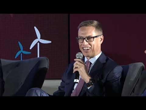 Alexander Stubb's speech, Riga Cohesion Conference