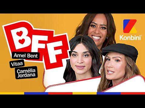 Youtube: Amel Bent, Vitaa et Camélia Jordana sont-elles vraiment BFF?