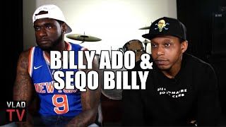 Billy Ado & Seqo Billy: Shotti's a Clown for Forgiving Tekashi After Snitching (Part 17)