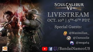 Скачать SOULCALIBUR VI Preview Stream