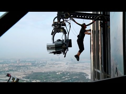 Mission Impossible Ghost Protocol | Миссия невыполнима Протокол Фантом (Behind The Scenes) Part 2