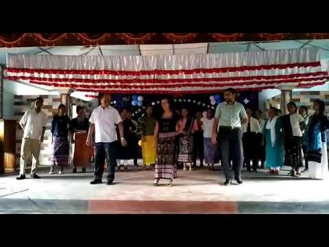 I.A.S Swapnil Tembe East Garo Hills DC Aro Father Jimbirth Baksa Miss Shilla B.Ed Skigipa Chrokenga