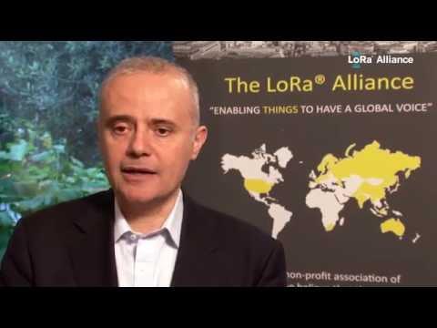 LoRa Alliance interiew with Orbiwise