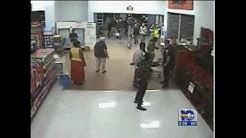 Wal-mart shopper arrested on Thankgiving night