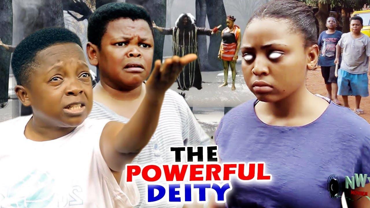 Download The Powerful Deity Season 1&2 -  Regina Daniel 2020 Latest Nigerian Nollywood movie Full HD