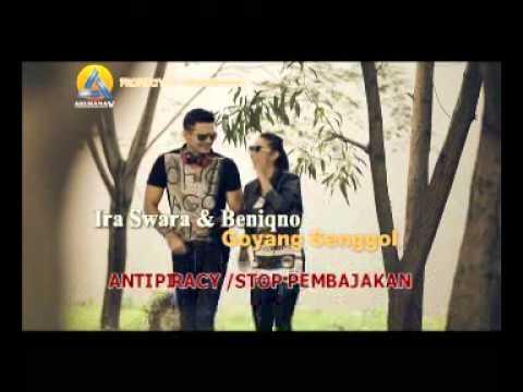 GOYANG Senggol - Ira Swara & Beniqno lucu kocak endingnya