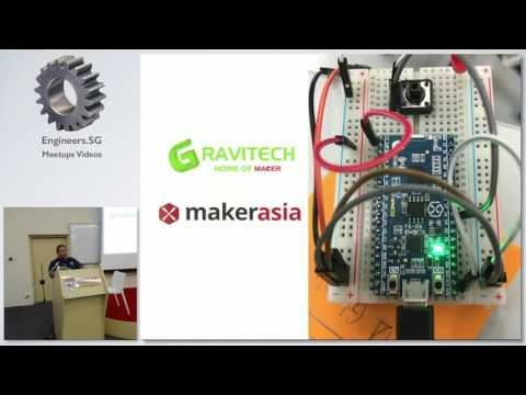 Programming the ESP32 - Hackware v2.3
