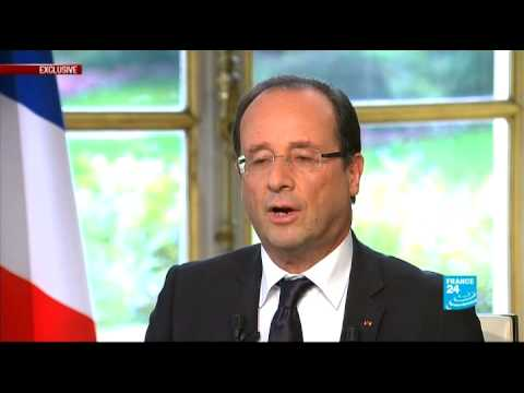 10/11/2012 FRANCOIS HOLLANDE INTERVIEW
