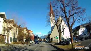 A: Gemeinde Volders. Bezirk Innsbruck Land. Ortsdurchfahrt. Dezember 2016