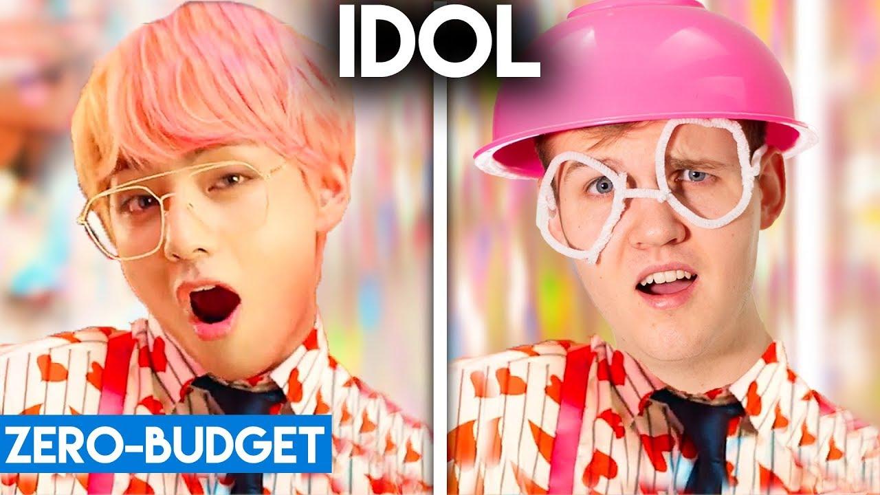 Blackpink Zero Budget: K Pop With Zero Budget Jennie Solo