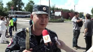 Башкирские полицейские вернулись из Чечни