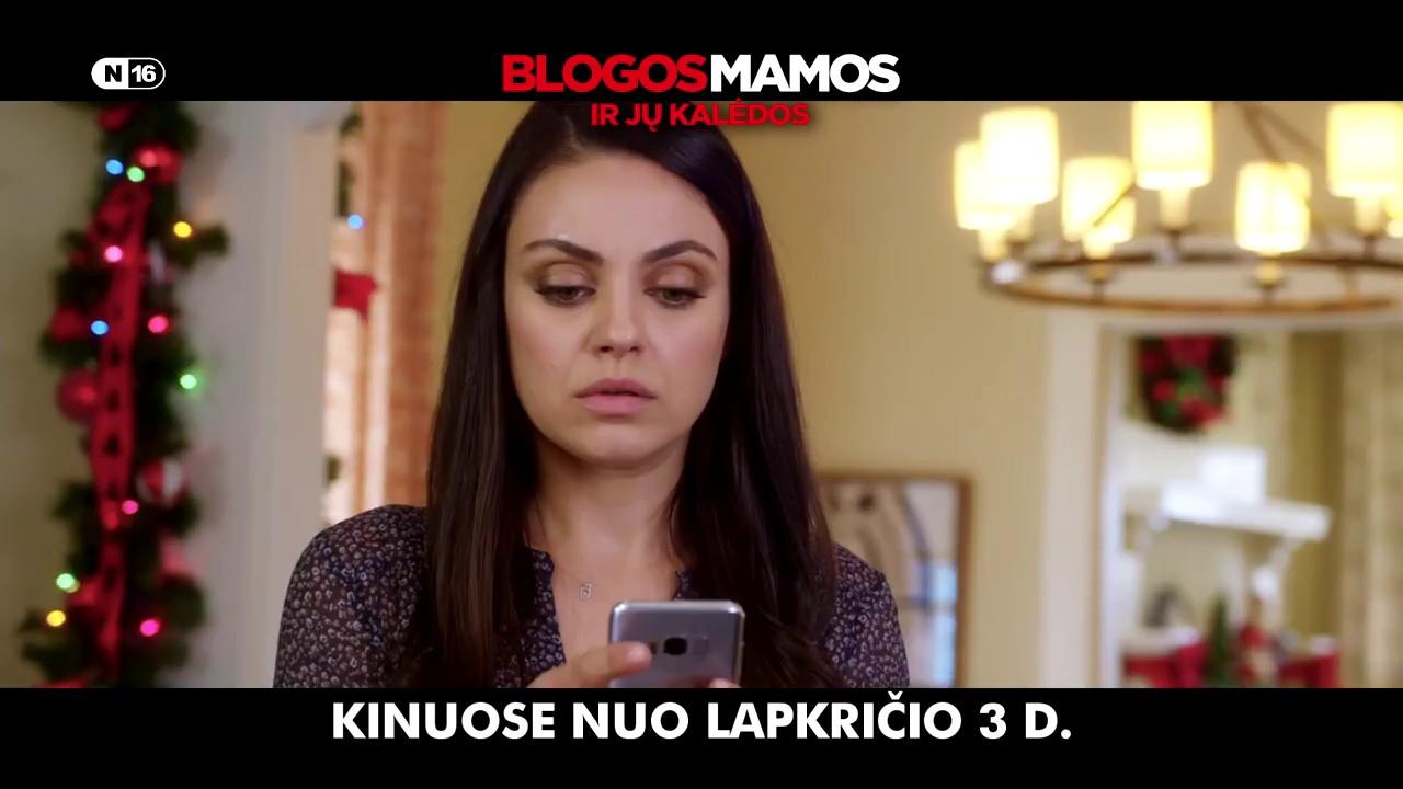Pašėlusi komedija BLOGOS MAMOS kinuose nuo LAPKRIČIO 3 D.