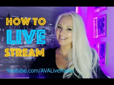 How to live stream on Facebook, Youtube, Instagram and Periscope