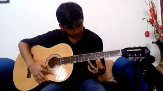 Happy Birthday (single string) guitar Cover with tabs for beginners