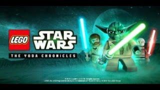 обзор игры Lego Star Wars на Андроид