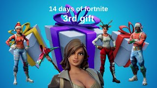 "BAREBONES Gamemode & 3rd Gift From ""14 days of Fortnite"" 🔴LIVE NOW🔴"